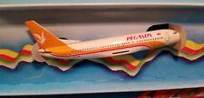 WOOSTER MODEL (W234) PEGASUS AIRLINES 737-400 1:200 SCALE PLASTIC SNAPFIT MODEL