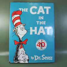 The Cat in the Hat, Dr. Seuss 40th Anniversary Edition, Hard Cover. Nr. mint