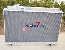 For LEXUS SC300 JZZ30 93-98 /TOYOTA SOARER JZZ31 MT 1991-2000 Aluminum Radiator
