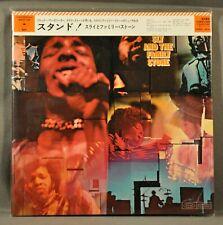 SLY & Family STONE Stand! + 5 BONUS Trks Orig '06 JAPAN Mini LP CD MHCP-1306 NEW