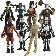 lot of 8 Fortnight Fortnite Action Figure Model Toy Anime figures 9cm-11cm