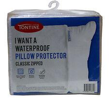 Tontine Dry Sleep Waterproof Pillow Protector 48cm x73cm RRP $21.95