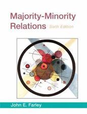 Majority-Minority Relations 6th Edition