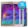 Samsung Galaxy Note 4 N910 32GB LTE Network Unlocked Android Smartphone