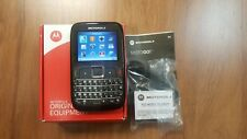 New GSM Unlocked Motorola Motogo EX430 Classic Keyboard Phone Genuine OEM