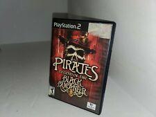 Piratas Legend de Negro Buccaneer PLAYSTATION 2 PS2 Completo y Probado i18