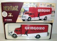 CORGI 1/50 - 73003 BERLIET GLR 8 FOURGON - PAIN D'EPICES GRINGOIRE