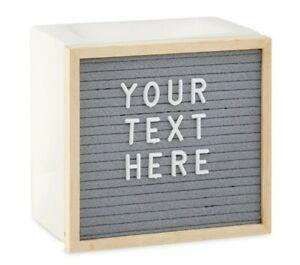Scentsy warmer Letterboard R.R.P £61