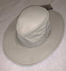 Tilley LTM6 Size 7 3/8 Airflo Hat Khaki / Olive Brand New NWT