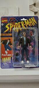 Marvel legends Spider-Man vintage wave Peter Parker