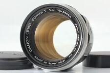 [Near MINT] Canon 50mm F1.4 L39 LTM Leica Screw Mount Manual Focus From JAPAN