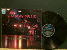 SHADOWS  Shadow Music  LP   Mono UK original    RARE !