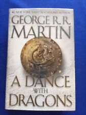 A DANCE WITH DRAGONS. BOOK FIVE OF A SONG OF FIRE AND ICE- BY GEORGE R.R. MARTIN