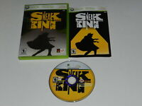 Sneak King Microsoft Xbox 360 Video Game Complete