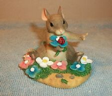 """Charming Tails Fitz & Floyd """"I Picked You To Love"""" Special Edition 2000 Figurine"""