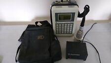 Ird Mechanalysis 890 Machinery Analyzer With 19697 Pick Up Vibration Accelerometer