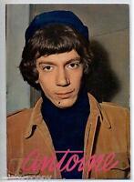 ANTOINE Cartolina d'epoca 1960s Photo Music Cantante