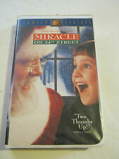 Miracle On 34th Street (VHS, 1995 clamshell)  (GS22-9)