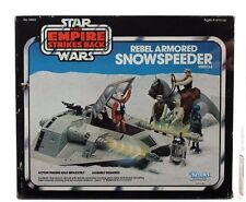 1982 KENNER STAR WARS ESB  SNOWSPEEDER FACTORY SEALED AFA 80
