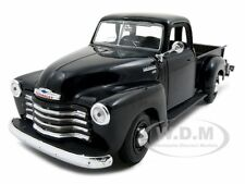 1950 CHEVROLET 3100 PICK UP TRUCK BLACK 1:25  DIECAST MODEL CAR MAISTO 31952