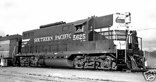Southern Pacific (SP) #5625 Black & White Print