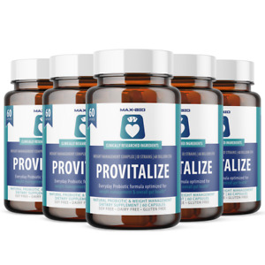 5 PACK PROVITALIZE - Probiotic for Managing Weight and great sleep - 5 MONTH Spy