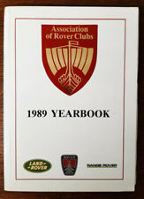 1989 Association of Rovers Club Yearbook