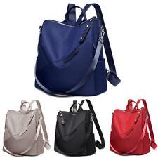 Women Backpack Travel Sports Girl Handbag Rucksack Waterproof Cross Shoulder Bag