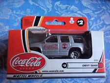 Matchbox Chevy Tahoe MB#2 - Coca Cola