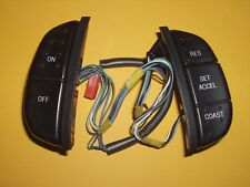OEM FORD F-150 / EXPEDITION CRUISE CONTROL SWITCH SET (GREEN BACKLIGHTING)