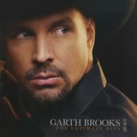 Garth Brooks The Ultimate Hits Brand New 2 CD Set