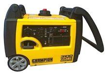 Champion 73001i Inverter Petrol Generator 3.1kw 3100 Watt Camping Leisure