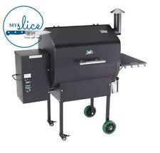 Green Mountain Grills Daniel Boone Black Hood Pellet Smoker - Wifi / Smoking