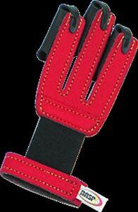 Neet NASP Youth Regular Gloves Red