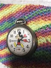 Pocket Watch Westclox Mickey Mouse