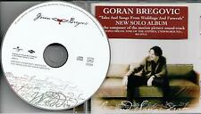 Goran Bregovic – Tales And Songs From Weddings And Funerals CD Album 2002