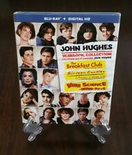 John Hughes Yearbook Collection 3 Movie Pack with Slipcover. Factory Sealed