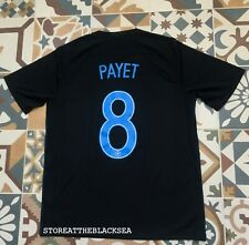 FRANCE NATIONAL TEAM #8 PAYET FOOTBALL SOCCER SHIRT JERSEY MAILLOT NIKE MEN L