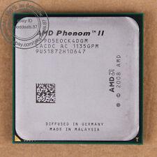 AMD Phenom II X4 905e - 2.5 GHz (HD905EOCK4DGM) Sockel AM3 CPU Prozessor 667 MHz