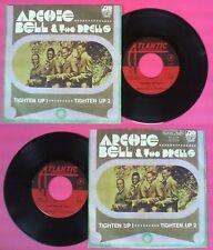 LP 45 7'ARCHIE BELL & THE DRELLS Tighten up 1 2 1968 italy ATLANTIC no cd mc dvd