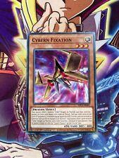 Yu-Gi-Oh! Cybern Fixation SDCS-FR001 1st