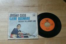 Johnny Cash  ; Kleine Rosmarie deutsch gesungen country hammerselten