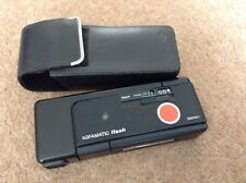Agfa Agfamatic 3000 Flash Pocket Camera