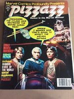 Pizzazz DEC 1978 BATTLESTAR GALACTICA UNREAD