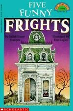 Five Funny Frights (Hello Reader), Stamper, Judith B., 0590464167, Book, Accepta