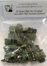 Fine Stem Clips for Orchids and other fine stemmed plants