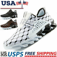 Men's Sports Running Shoes Casual Jogging Athletic Outdoor Tennis Sneakers Gym