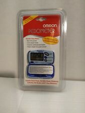 Omron HJ-105 Pedometer w/ Calorie Counter Step & Aerobic Step Counter NIB