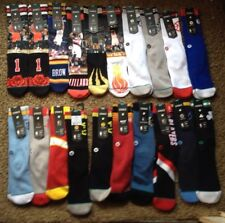 STANCE SOCKS LOT OF 20 PAIRS MENS 9-12 BRAND NEW NWT