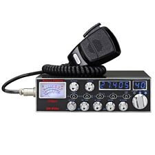 GALAXY DX959B AM/SSB 40 CHANNEL CB RADIO WITH BLUE STARLITE DISPLAY